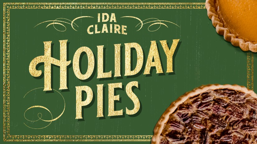 Ida Claire - Holiday Pies