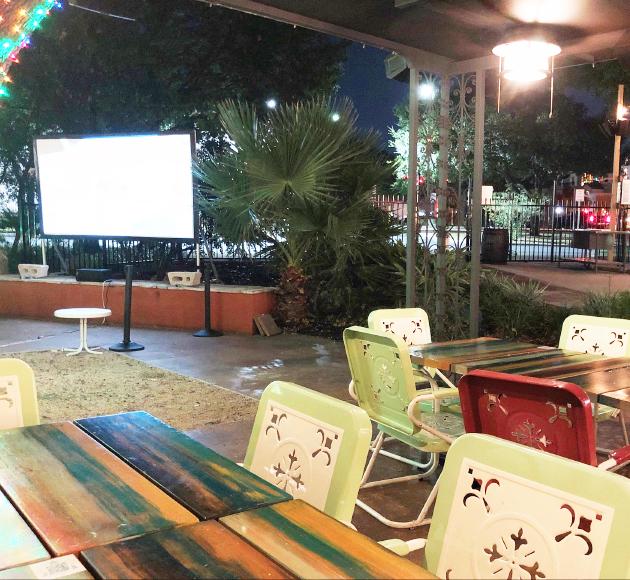 Ida Claire San Antonio Thursday Movie Night